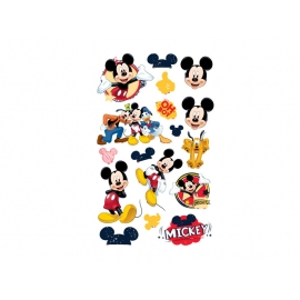 MINI PERSONAGENS DEC MICKEY C/17
