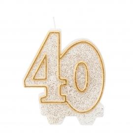 VELA DOURADA 40