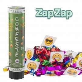 CONFESTE KIDS 21CM ADESIVOS ZAP ZAP C/1