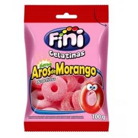 AROS DE MORANGO 100G