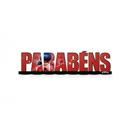 DEC MESA PARABENS LADYBUG C/1