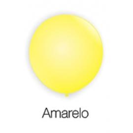 BALAO 7 BUFFET C/50 AMARELO