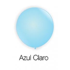 BALAO 7 BUFFET C/50 AZUL CLARO