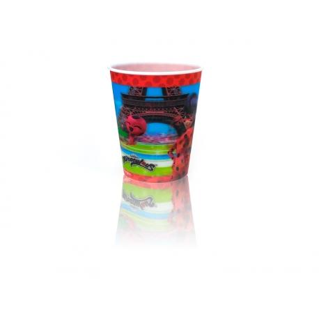 PORTA LEMB PLAST 3D LADYBUG C/1