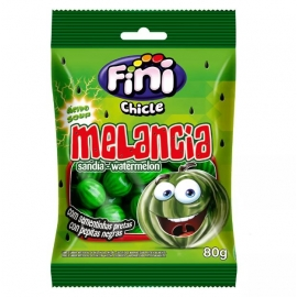 CHICLE MELANCIA 80G