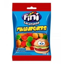 FINIBURGUERS 100G