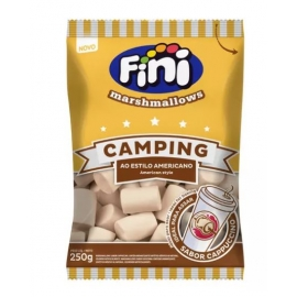 MARSH.CAMPING CAPPUCCINO 250G