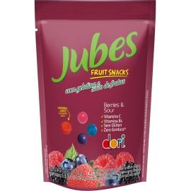 JUBES FRUIT SNACKS BERRY SOUR 100GR