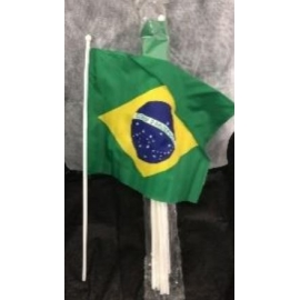 BANDEIRA MAO BRASIL AVULSA C/01