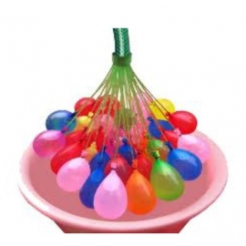 WATER BALLOON MINI COLORIDO C/1