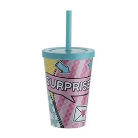 COPO BABY SURPRISE 350ML AZUL TIFFANY C1