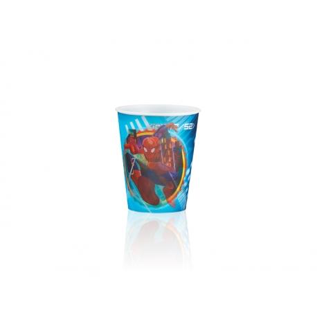 PORTA LEMB PLAST 3D SPIDER MAN C/1