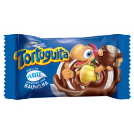 TORTUGUITA CHOCOLATE BAUNILHA UNI
