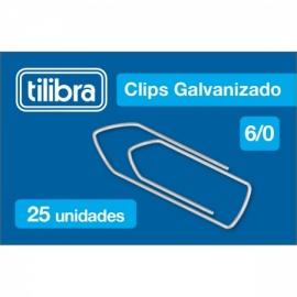 CLIPS 6/0 GALV CX/25 7891027300531 CX/10