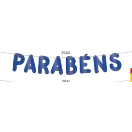 VARALZINHO PARABENS AZUL