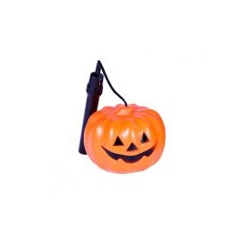 ABÓBORA DECORATIVA HALLOWEEN - 9cm