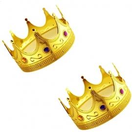 COROA KING C/1 UN  - DOURADO