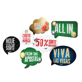 KIT PLACAS VEGAS C/9