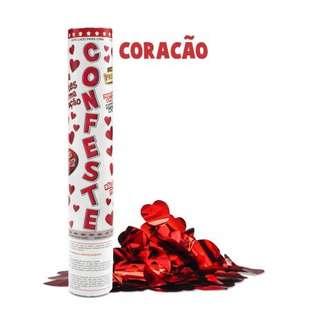 CONFESTE - 30CM FORMATO CORACAO UN