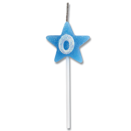 VELA STAR CITRUS AZUL N 0 C/1
