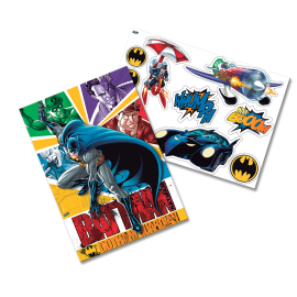 KIT DECORATIVO BATMAN 2016 C/1