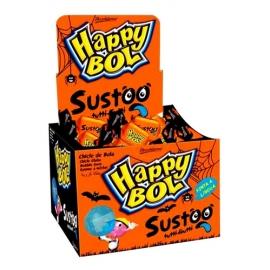 CHICLE HAPPY BOL SUSTOO T-FRUTTI 140G